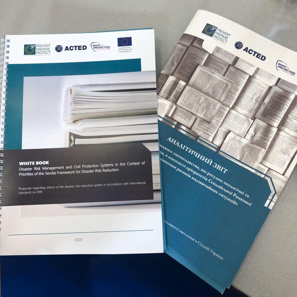 White Paper was presented – an analytical document developed by experts from the 3P Consortium